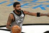NBA pradėjo tyrimą dėl K.Irvingo dalyvavimo šeimos vakarėlyje