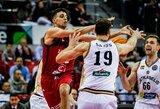 """""""Lietkabelis"""" FIBA Čempionų lygos atkrintamąsias pradėjo nesėkme"""