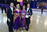 Lietuvos šokėjai Ispanijoje laimėjo aukso ir bronzos medalius