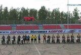 Lietuvos motobolo rinktinė pergalingai pradėjo Europos čempionatą
