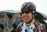 """Dviratininkas G.Bagdonas antrą kartą dalyvaus prestižinėse """"Vuelta a Espana"""" lenktynėse"""