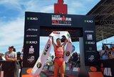 """Septyni lietuviai baigė """"Geležinio žmogaus"""" triatlono Europos čempionatą"""