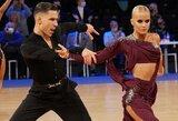 Lietuvos sportinių šokių čempionatas baigėsi: išrinkti šalies suaugusiųjų Lotynų Amerikos šokių šalies čempionai