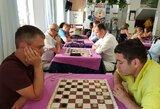 Pasaulio šaškių taurės etape – dvigubas A.Domčevo triumfas