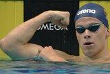 Olimpinį čempioną aplenkęs D.Rapšys pasaulio taurės sezoną baigė su 14-u aukso medaliu!