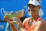 A.Kerber laimėjo prestižinį Londono turnyrą