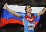 Nesusipratimas Rusijoje: S.Šubenkovas įkliuvo dopingo kontrolieriams ar ne? (papildyta)