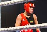 Lietuvių medaliai bokso turnyre Rusijoje