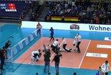 Neįtikėtina Europos čempionato pusfinalio drama: paskutinę sekundę pratęsimą išplėšę lietuviai pralaimėjo po vokiečių baudinio
