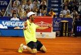 Pergalių seriją tęsiantis P.Cuevas laimėjo dar vieną ATP serijos turnyrą
