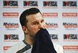 Šveicarijos rankinio čempionate – dar vienas A.Vaškevičiaus klubo pralaimėjimas