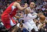 """Sh.Marionas oficialiai sukirto rankomis su """"Cavaliers"""" ekipa"""