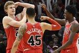 """Čikagoje – nutraukta """"Heat"""" serija, trys rekordai ir šiurpi trauma"""