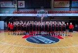 """""""Ryto"""" jaunimo komandos pradėjo pasirengimą naujam sezonui"""
