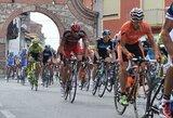 Antrajame dviračių lenktynių Belgijoje etape A.Kruopis finišavo 3-as