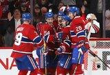 NHL lyderiai iškovojo penkioliktą pergalę