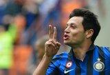"""M.Zarate veikiausiai liks """"Lazio"""" gretose"""