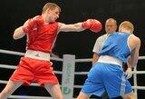 Lietuvos boksininkai sužinojo varžovus Europos žaidynėse, R.Jokulys pasitraukė dėl traumos