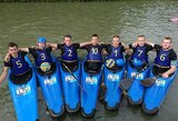 Europos jaunimo kanupolo čempionate lietuviai užėmė 12-ą vietą