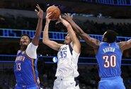 Europos klubus dominęs australas lieka NBA