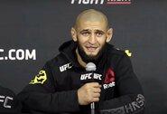 Ch.Čimajevas nori kautis kaip senaisiais UFC laikais: reikalauja 3 kovų per vakarą