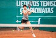 J.Mikulskytė pasiekė revanšą prieš Ispanijos tenisininkę