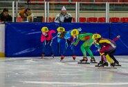 Greitojo čiuožimo trumpuoju taku varžybose Kroatijoje – lietuvių medaliai