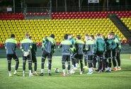 Lietuvos futbolo rinktinei – pirmoji akistata su Okeanijos atstovais