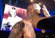 Nacių simboliai nepadėjo: M.Turkanovas MMA kovą pralaimėjo jau pirmajame raunde