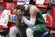 """M.Jordaną aplenkęs L.Dončičius nebuvo patenkintas savo pasirodymu: """"Buvau pernelyg savanaudis"""""""