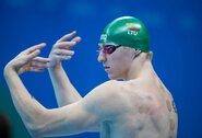 G.Titenis ir S.Bilis Liuksemburge kovos dėl medalių