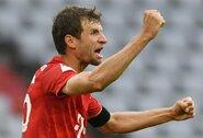 """""""Bayern"""" strategas po pergalės skyrė liaupses 2 auklėtiniams"""