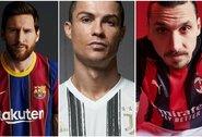 Paviešintos visų didžiųjų futbolo klubų aprangos naujajam sezonui: kuri gražiausia?
