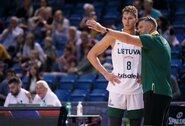 FIBA atrankos langai bus rengiami burbuluose