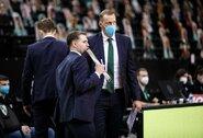 """Kauno """"Žalgirio"""" trenerių štabe – teigiamas COVID-19 atvejis"""