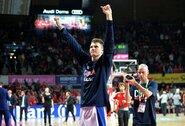 CSKA oficialiai atsisveikino su A.Voroncevičiumi