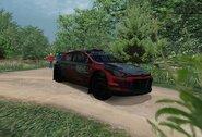 WRC čempiono bendravardis susirungė su N.Gryazinu virtualiame Rokiškio ralyje