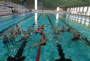 Išskirtinėse 3 valandų plaukimo varžybose I.Kozlovskis įveikė daugiau nei 12 km