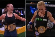 Čempionių mūšis: lažybininkai įvertino J.Stoliarenko galimybes iškovoti pergalę UFC narve