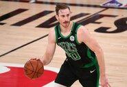 """""""Celtics"""" nesudomino """"Pacers"""" pasiūlymas už G.Haywardą"""
