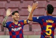 700-asis L.Messi įvartis – legendinio Čekijos saugo stiliumi