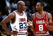 """M.Jordanas: """"Mylėjau Kobe, jis man buvo lyg jaunasis brolis"""""""