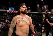 Gresia kalėjimas: UFC kovotojas vienu smūgiu sulaužė įkyraus baro lankytojo žandikaulį ir nuskėlė tris dantis