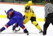 I.Ragas karjerą tęs JAV studentų ledo ritulio čempionate