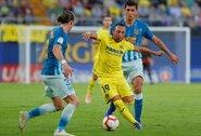 """S.Cazorla pasirašė naują sutartį su """"Villarreal"""""""