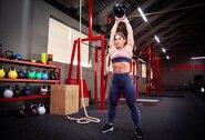 """""""CrossFit Games"""" besirengianti R.Miliauskaitė: """"Bus didelė garbė žaidynėse nešti Lietuvos vėliavą"""""""