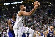 """J.Valančiūno situacija: A.Horfordas su """"Celtics"""" kalbasi dėl naujos sutarties"""
