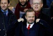 """Klubo viziją atskleidęs E.Woodwardas: """"Man United"""" tikslas – laimėti """"Premier"""" lygą"""""""