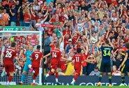 """Užtikrintai """"Arsenal"""" nugalėjęs """"Liverpool"""" užfiksavo rekordą"""