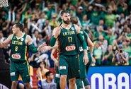 2022-uosius siūloma skelbti krepšinio metais